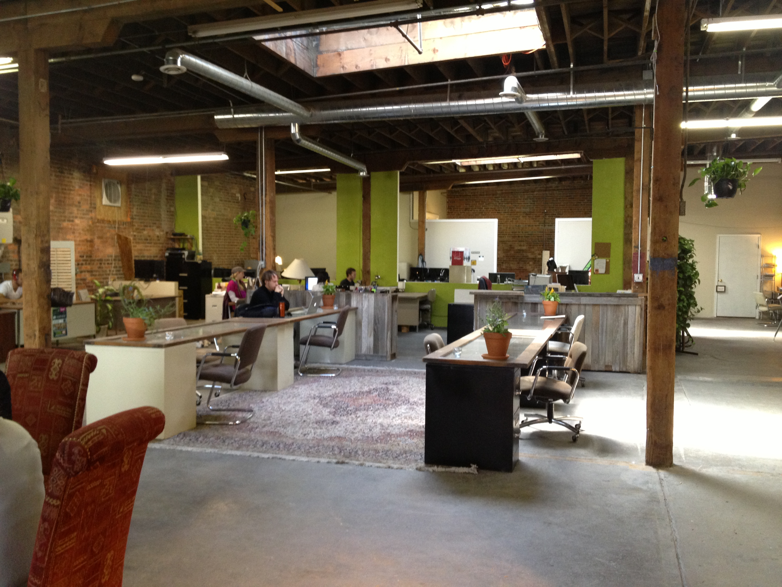 Women In Design There S A Coworking Space For Everyone