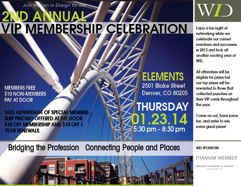 VIP Membership Party Invite 2014